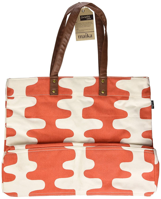 Ongekend Amazon.com : Maika Carryall Tote Bag, Echo Tangerine : Beauty PF-83