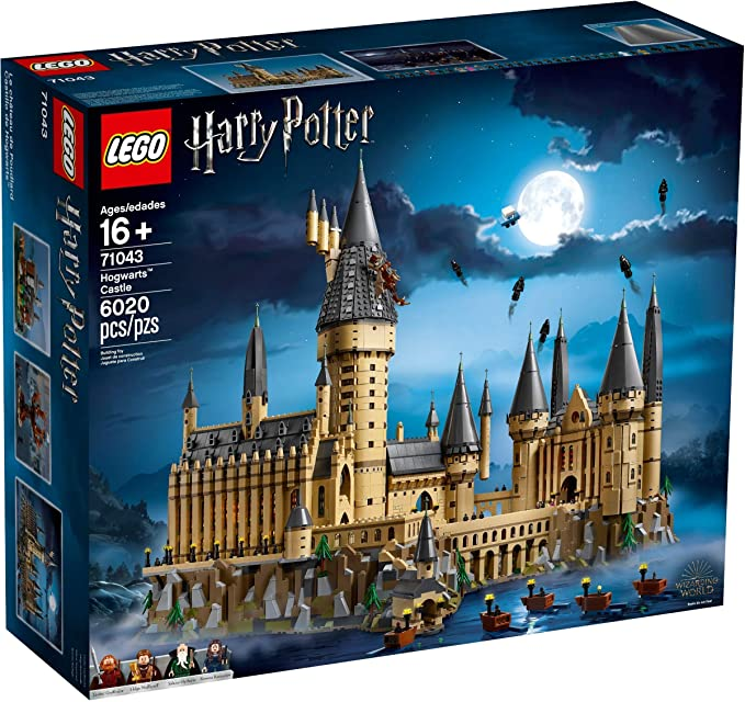 Schloss Hogwarts LEGO - LEGO Harry Potter 7043