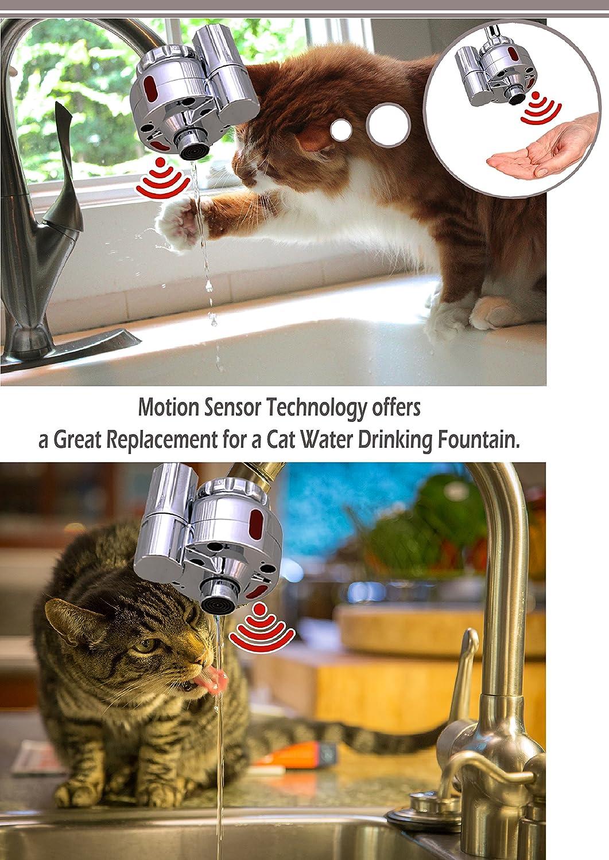 Amazon.com: GIBO Automatic Dual Motionsense Handsfree Touchless ...