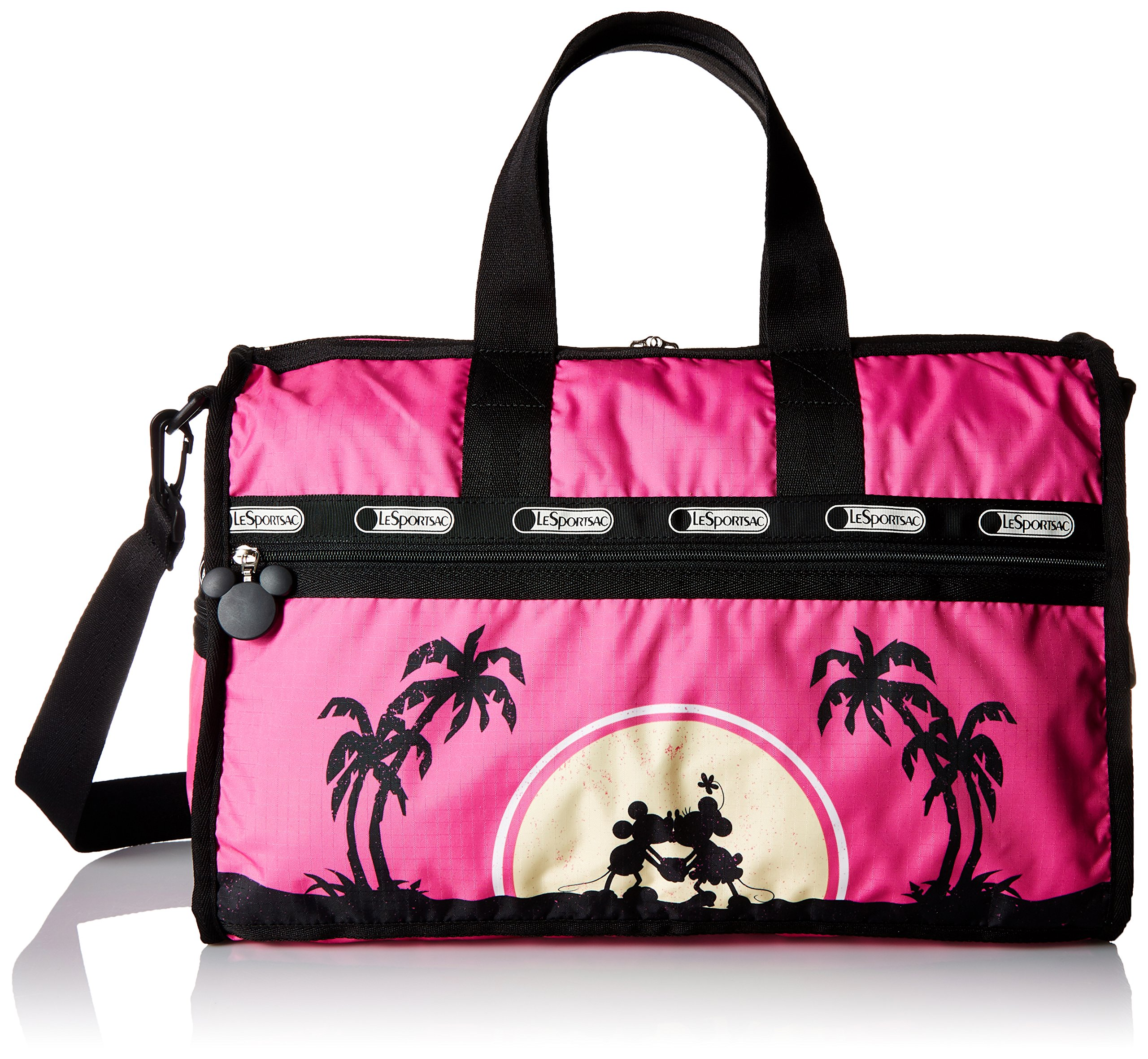 LeSportsac Women's Medium Weekender, Love in Paradise