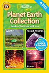 National Geographic Readers: Planet Earth Collection: Readers That Grow With You Paperback