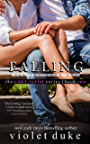 Falling for the Good Guy: Sullivan Brothers Nice Girl Serial Trilogy, Book #2 (CAN'T RESIST)
