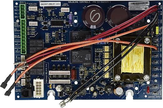 Amazon.com: Hayward GLX-PCB-MAIN placa de circuitos impresa ...
