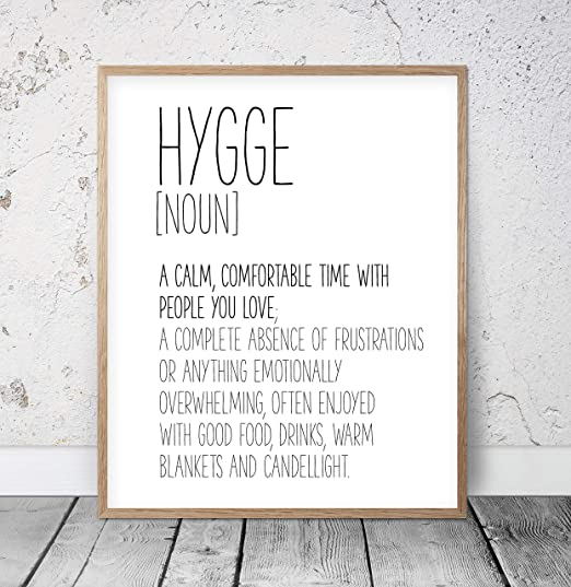 Amazon.com: Hygge Sign Hygge Wall Art Funny Definition Poster Hygge Decor  Hygge Print Hygge Poster Definition Printable Art Hygge Gift Funny Art Wood  Pallet Design Wall Art Sign Plaque with Frame wooden