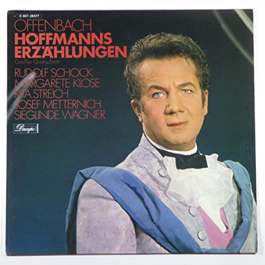 Hoffmanns Erzählungen: Jacques Offenbach, Ernst Kozub: Amazon.es: Música