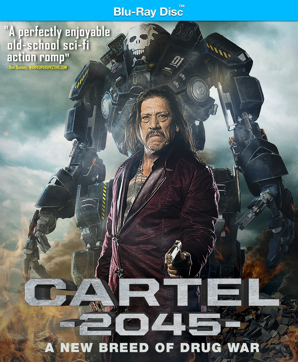 Amazon.com: Cartel 2045 [Blu-ray]: Chris Le, Ramone Garibay ...