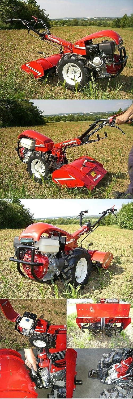 Power AC MF5 - Fresadora de jardín de 9 CV de un eje con caja de fresadora 60 cm, motoazada: Amazon.es: Bricolaje y herramientas