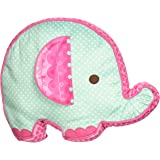 Just For Kids 3D Elephant Decorative Pillow