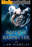 Bad Boy Babysitter: A Wolf Shifter Mpreg Romance
