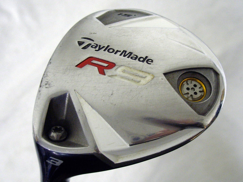 Amazon.com: Taylor Made R9 3 Madera 15 (Fujikura Motore 70 ...