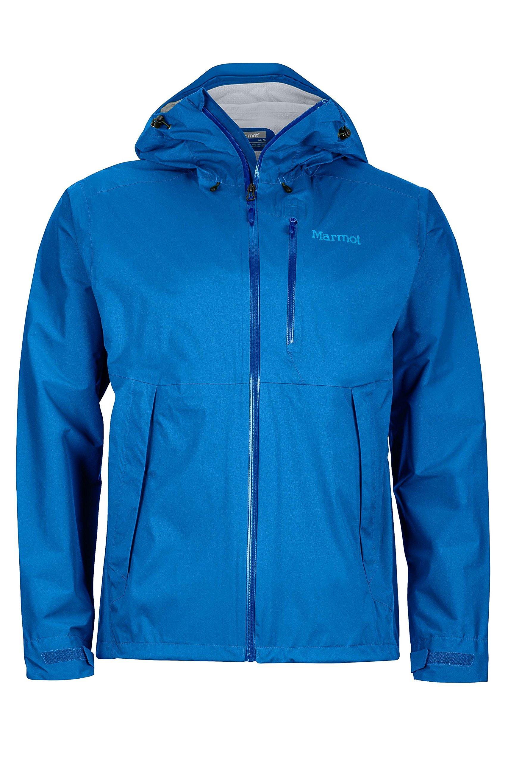 Marmot Magus Men's Lightweight Waterproof Rain Jacket, X-Large, True Blue by Marmot