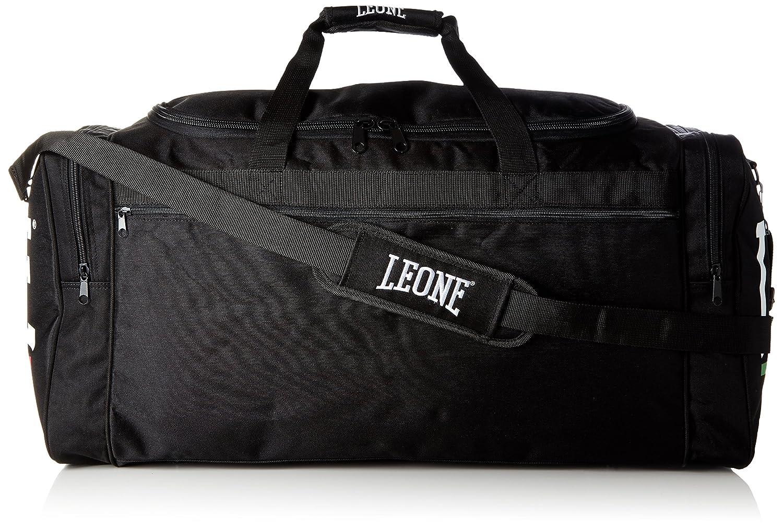 Leone 1947 Ac909 Bolsa de Deportes Negro Negro Talla:Talla única
