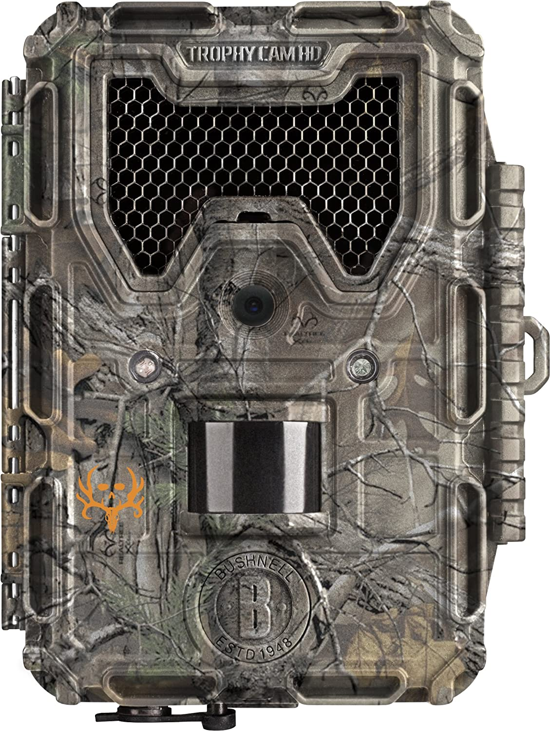 black flash trail camera