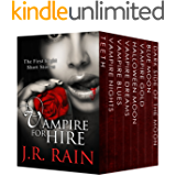 Vampire for Hire: First Eight Short Stories