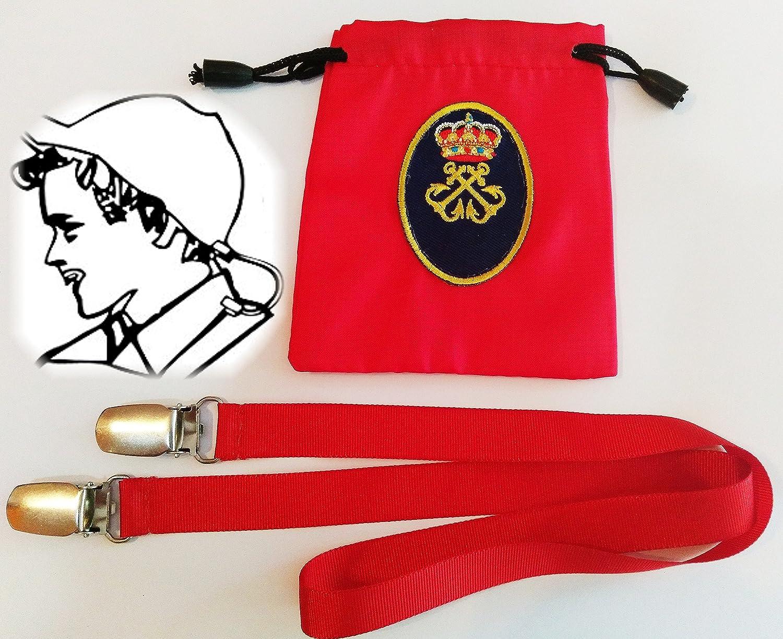 Camiseta Lisa + Gorra de Patrón de Yate (PY) (XL, Rojo): Amazon.es ...