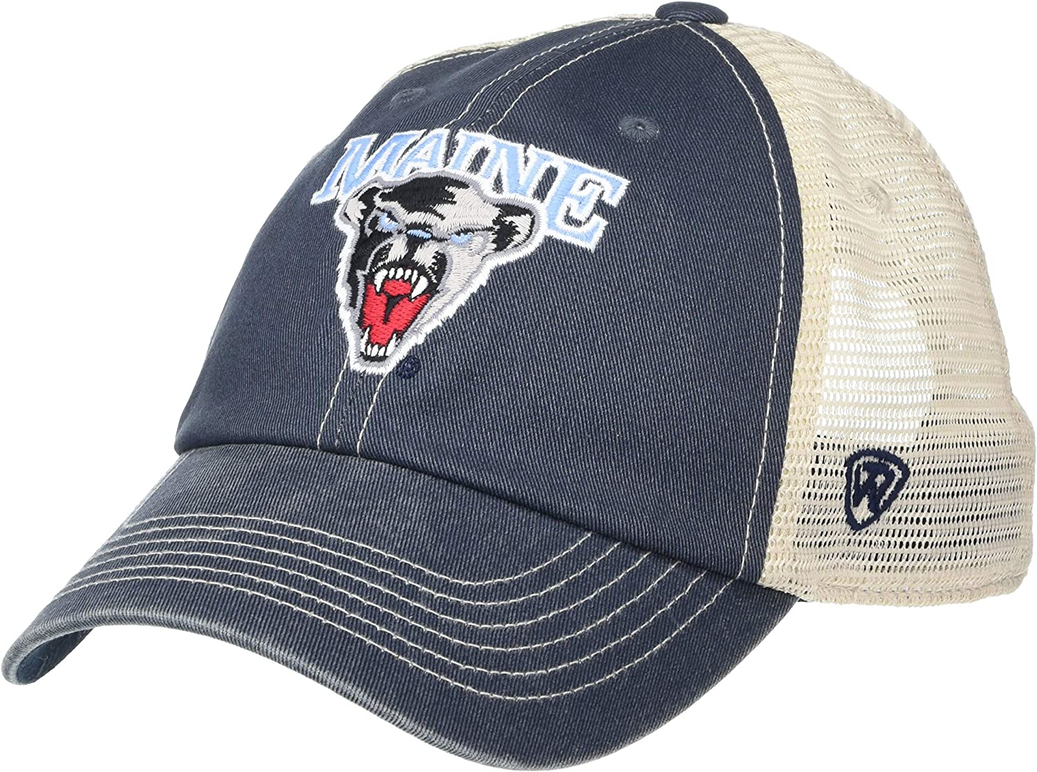 Top of the World NCAA Mens Hat Adjustable Vintage Team Icon
