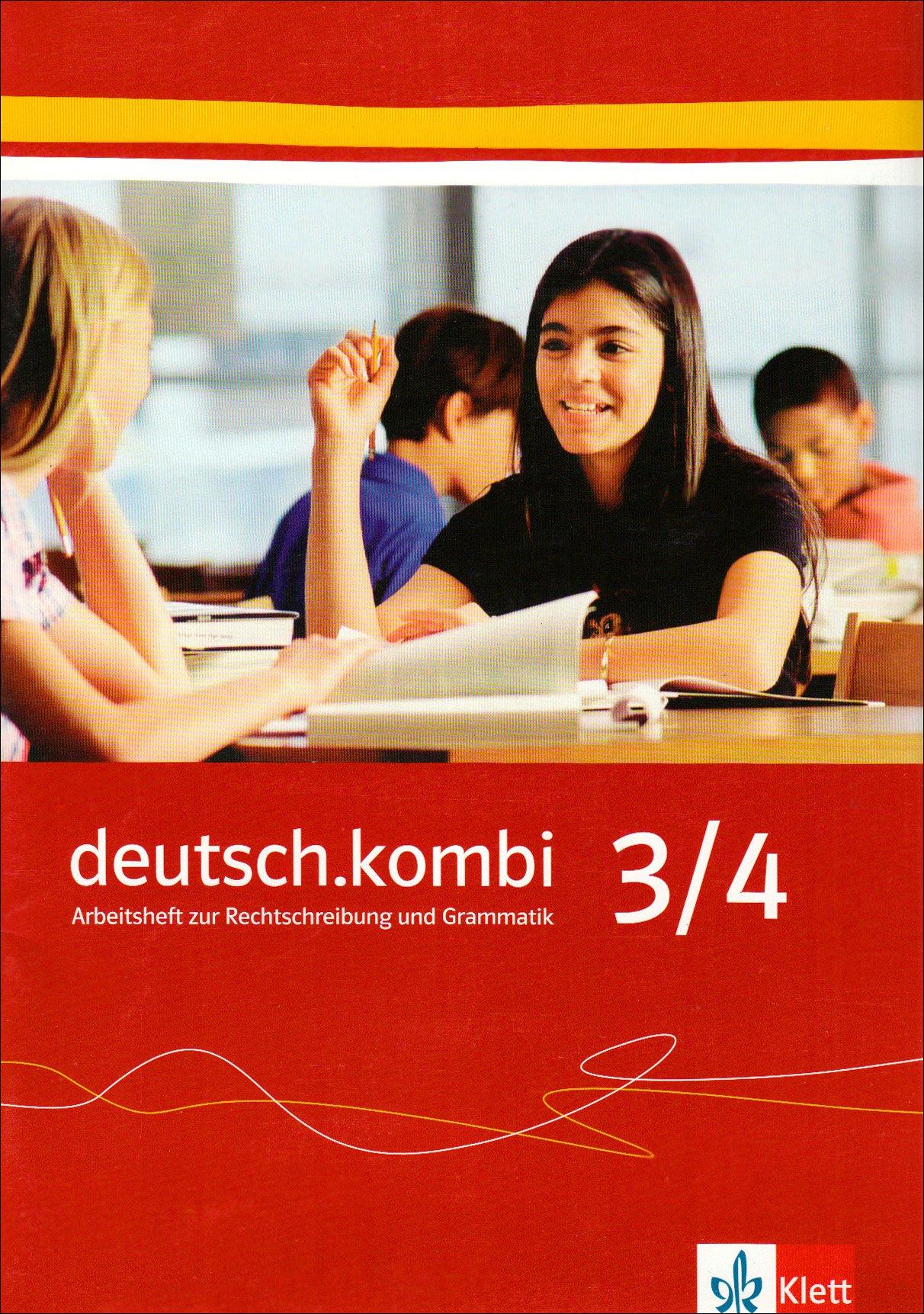 deutsch.kombi. Ein Sprach- und Lesebuch / Arbeitsheft für das 7. und 8. Schuljahr