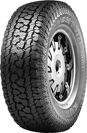 Kumho Road Venture AT51 All-Terrain Tire - 265/60R18 110T