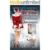 Miss Claus Complete Series Boxed Set: A Clean Shifter Christmas Romance book cover