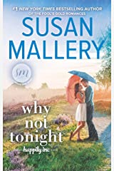 Why Not Tonight (Happily Inc Book 3) Kindle Edition