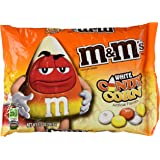 M&M's Candy Corn White Chocolate Candies 8 OZ Bag
