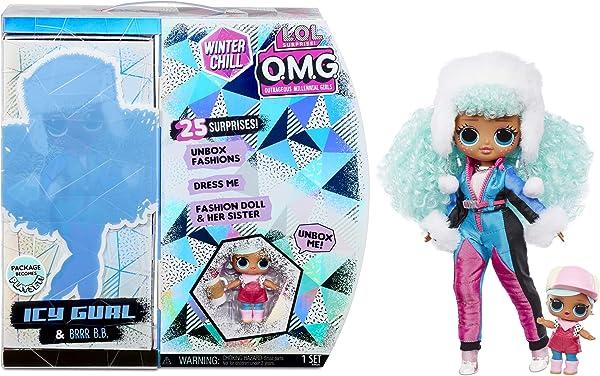 L.O.L. Surprise! O.M.G. Winter Chill