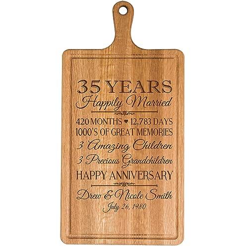 35 Wedding Anniversary Gift Ideas: 35 Year Anniversary Gift: Amazon.com