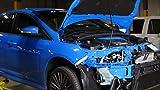 Mishimoto MMINT-RS-16KSL Silver Intercooler Kit (2013+, Ford Focus ST), 1 Pack