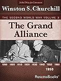 The Grand Alliance: The Second World War, Volume 3: 003 (Winston Churchill World War II Collection)