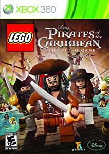 Amazon.com: LEGO Pirates of The Caribbean – Xbox 360: Disney ...