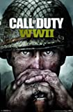 """Amazon Price History for:Trends International Wall Poster Call of Duty: Wwii-Key Art, 22.375"""" x 34"""""""