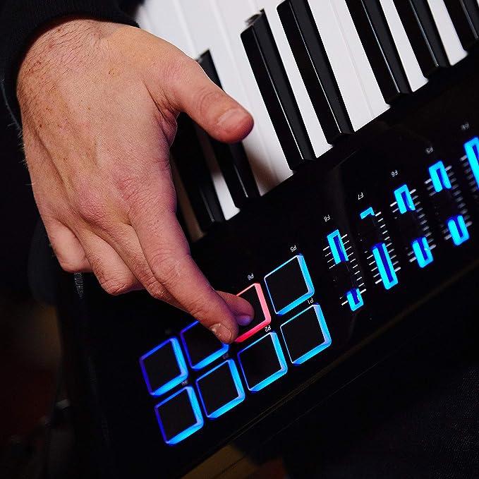 Alesis Vortex Wireless 2 - Controlador Keytar Inalámbrico USB MIDI ...