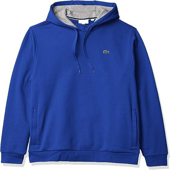 Lacoste Sport Hooded Fleece Sweatshirt