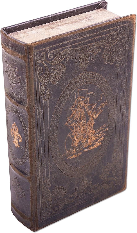 HMF - Caja para libros, color Diseño pirata grande.: Amazon.es: Bricolaje y herramientas