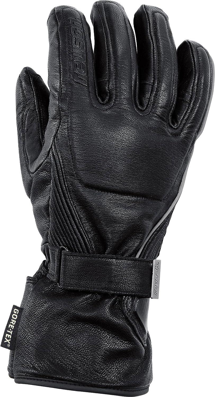 Reusch Motorradhandschuhe Lang Motorrad Handschuh Touren Lederhandschuh 2 0 Schwarz 10 5 Unisex Tourer Ganzjährig Bekleidung