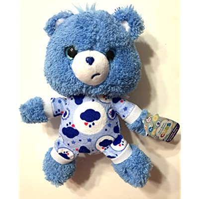 Care Bears Cubs Grumpy Bear 8 inch tall Plush Toy: Toys & Games
