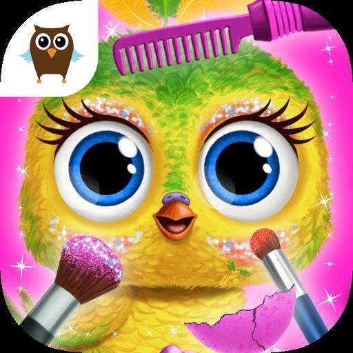 Baby Animal Hair Salon 3 - Newborn Hatch & Haircut ()