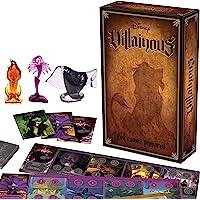 Ravensburger Disney Villainous: Evil Comes - Juego de Mesa de Estrategia Preparado para niños de 10 años en adelante, no Empotrado y expansión al Ganador del Premio Toty Game of The Year 2019
