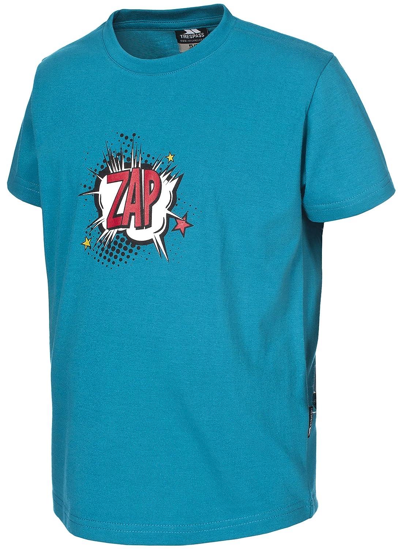 Trespass Boys Zap T-Shirt