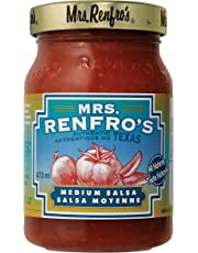 Mrs. Renfro's Medium Salsa, 6-Count