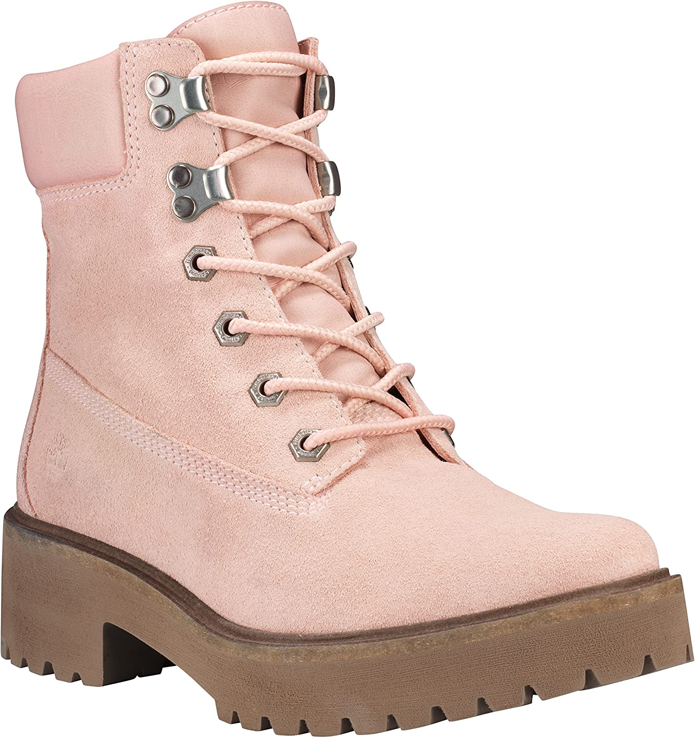 Timberland Carnaby Cool Bottes en Cuir pour Femme 15,2 cm