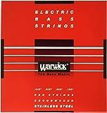 Warwick redlabel 045–105–Cordes basse électrique