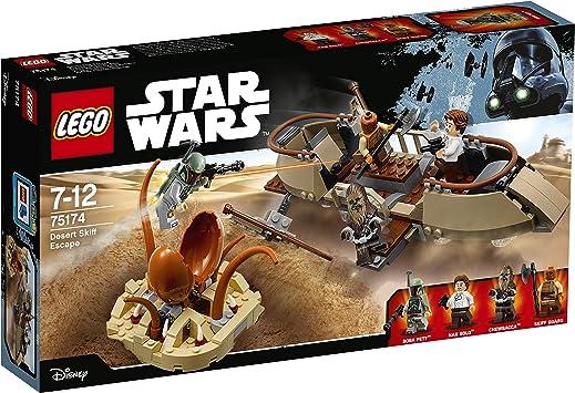 STAR Wars Collezione Vintage il ritorno dello Jedi TATOOINE Skiff 3 Figure Set