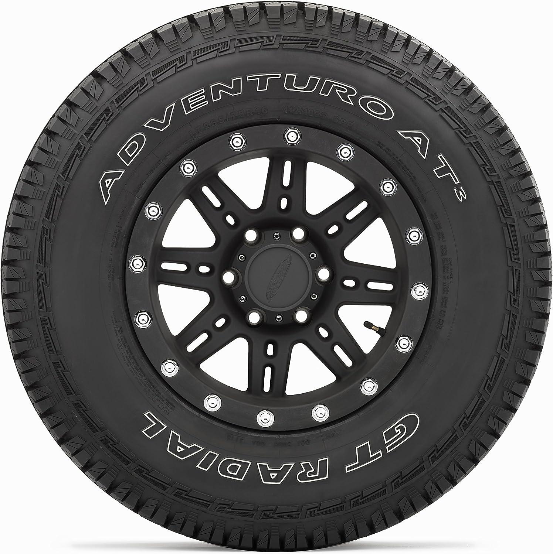 GT Radial ADVENTURO AT3 OWL All-Terrain Radial Tire P265//70R16 111T