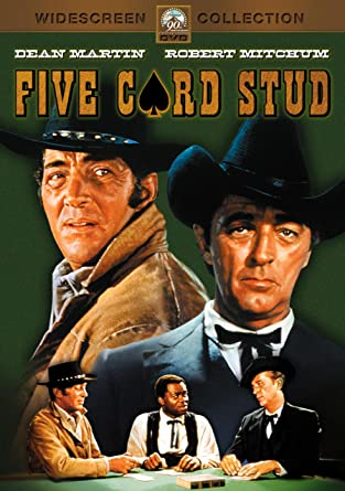 Five Card Stud 1968