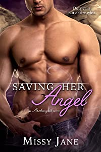 Saving Her Angel (Archangels)