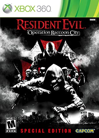 Capcom Resident Evil: Operation Raccoon City, Xbox 360, ESP Xbox ...