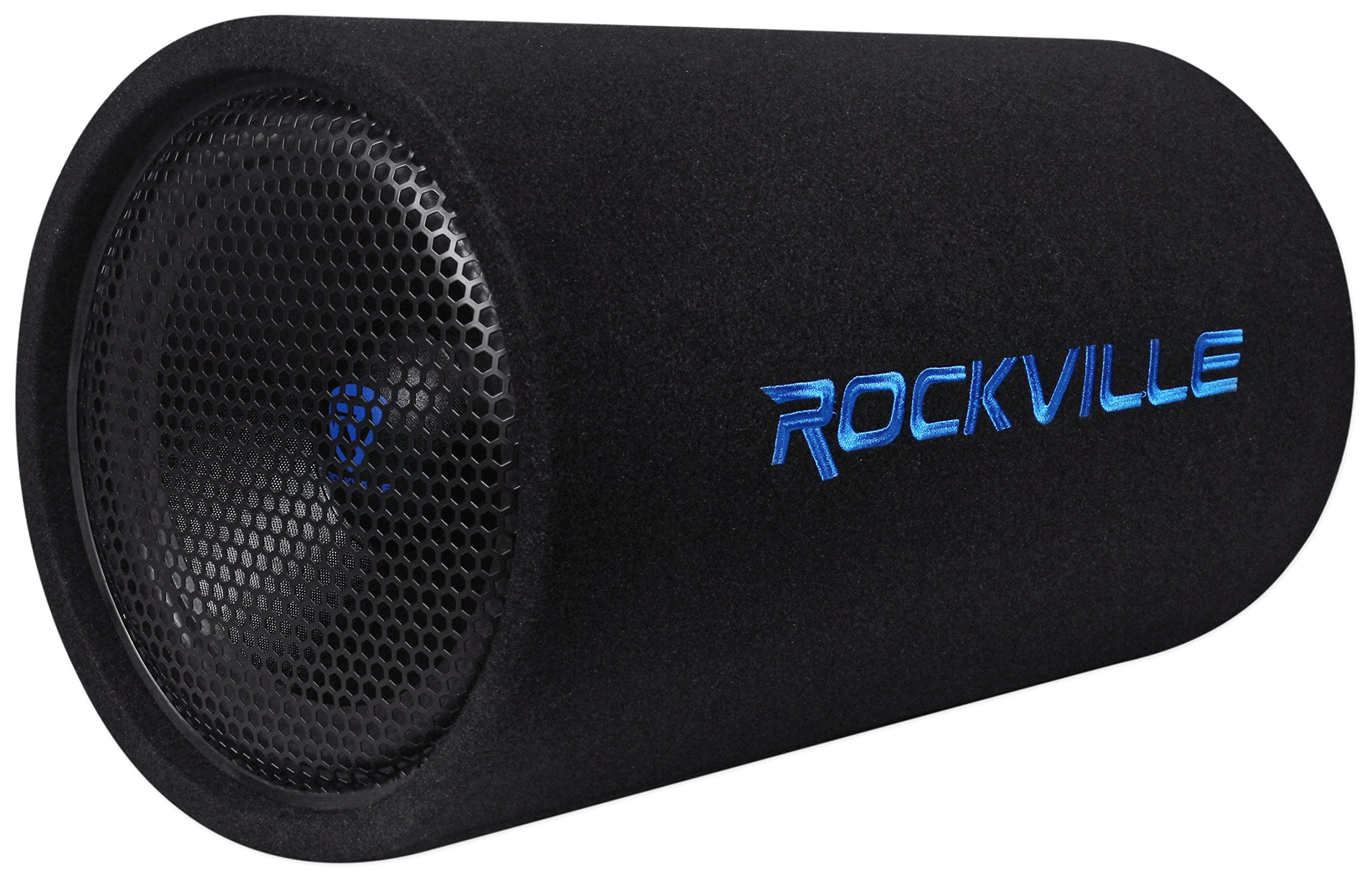 Rockville RTB12A 12'' 600w Powered Subwoofer Bass Enclosure + Bass Remote