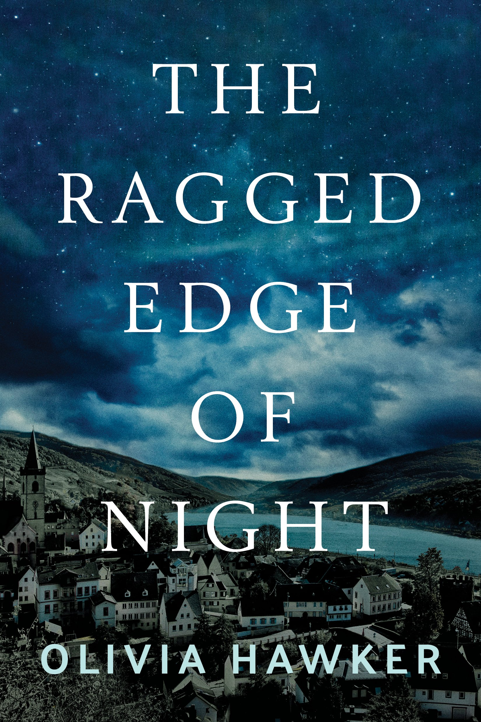 Amazon.com: The Ragged Edge of Night (9781503900905): Olivia Hawker: Books