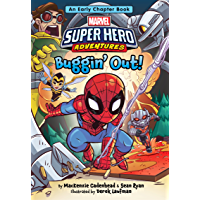 Marvel Super Hero Adventures: Buggin' Out!: An Early Chapter Book (Super Hero Adventures Chapter Books (3))